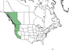"<p><strong>Arbutus menziesii - Madrone</strong></p><p> </p><p><a href=""https://plants.usda.gov/core/profile?symbol=ARME"">Map courtesy of USDA Plants Database</a><p/>"